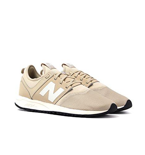 Sneaker New Balance New Balance 247 Beige Trainers - UK 8