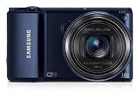 """Samsung WB200F - Cámara compacta de 14.2 MP (Pantalla de 3"""", Zoom óptico..."""