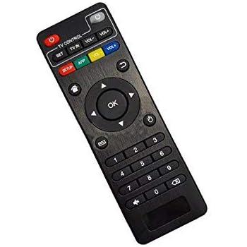 Remote Control for MX MXQ MXQ PRO M8 M8N M8S MX3: Amazon co