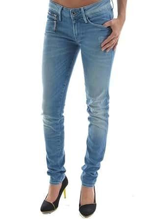 G Star Raw - Jeans G Star Raw 60819 - midge sculpted l.w skinny wmn bleu - Taille 30/32