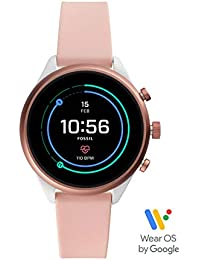 Fossil Sport Smartwatch 41mm Blush - FTW6022