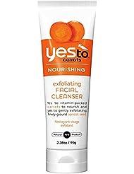 Yes To Carrots - Nettoyant Exfoliant pour le Visage