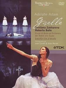 Adam, Adolphe - Giselle (NTSC)