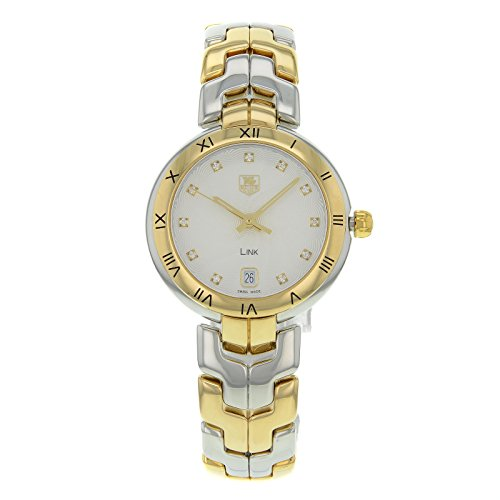 TAG Heuer Link WAT1350.BB0957 Steel & Gold Quartz Ladies Watch