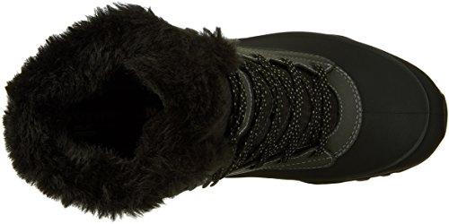 Merrell Fluorecein Shell 8 Wtpf, Chaussures de Randonnée Hautes femme Noir (Black)