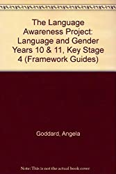 FRAMEWORK: THE LANG AW PROJECT YEARS 10-11 PACK 1: Language and Gender Years 10 & 11, Key S (Framework Guides)
