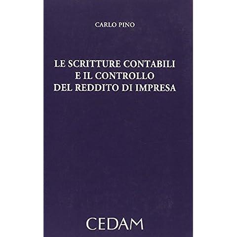 Le scritture contabili e il controllo del