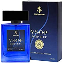VSOP DEEP BLUE Agua de tocador (EDT) para Hombres, 95 ml - NUEVA