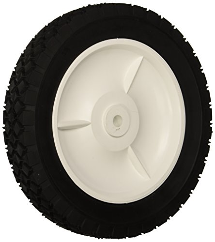 Maxpower 33510025,4cm von 1–3/4-Zoll Kunststoff Rasenmäher Rad