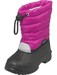 Playshoes Winterstiefel Schneeschuhe für Kinder mit Warmfutter