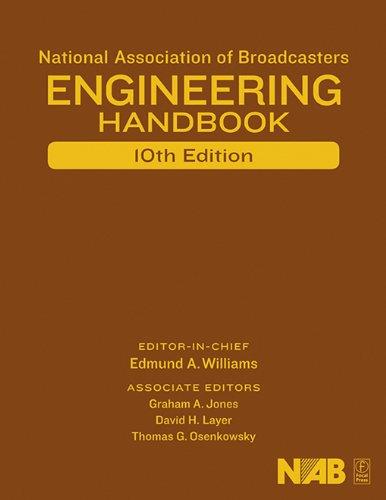 National Association of Broadcasters Engineering Handbook: NAB Engineering Handbook (English Edition) Radio Station Transmitter
