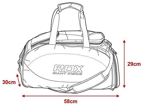 Zoom IMG-2 rdx gym palestra borsa borsello
