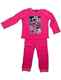 M-A-G LOL Surprise Pigiama Maniche Lunghe per Bambine 100% Cotone (2 3 Anni d138b1c722ff