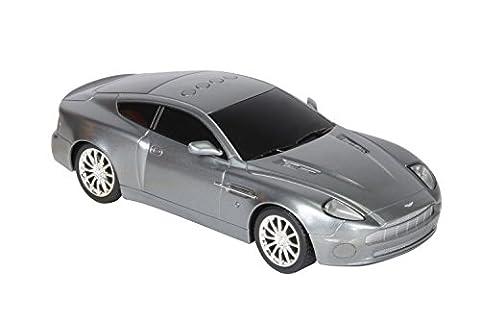 Pyramid International James Bond Secret Agent motorisé Aston Martin Vanquish Meurs un autre jour