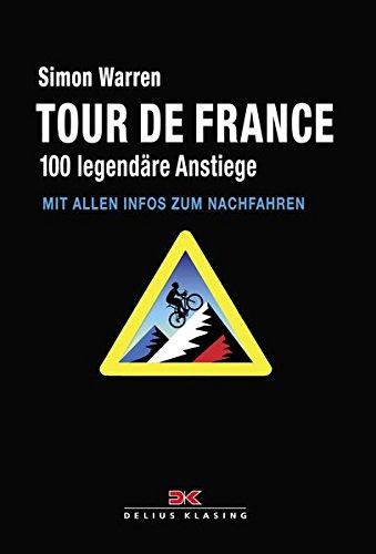 Tour de France: 100 legendäre Anstiege – mit allen Infos zum Nachfahren