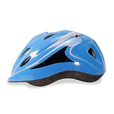 DAZISEN Boys Girls Portable Lightweight Cycle Helmet - Unisex Outdoor Riding Skateboard Scooter Safety Sport Helmet by DAZISEN