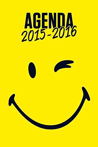 Agenda Smiley 2015-2016