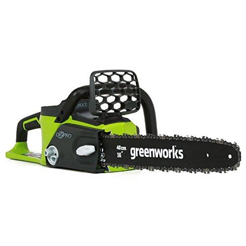 Greenworks Tronçonneuse sans fil sur batterie 40cm 40V...