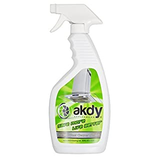 AKDY Specialty Multipurpose Surfaces Polish Cleaner, 16.9 Ounce by AKDY