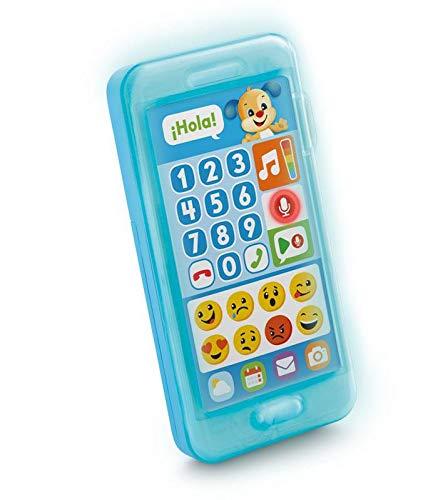 Fisher-Price-Telefon lernt mit Hund (Mattel fpr17) -