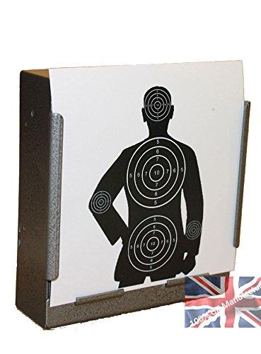 Zielscheibe für Polizei-Training, 100 cm x 17 cm, Luftgewehr/-pistolen-Zielscheibe (Person) (100 g/m²)