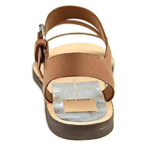 Dolce Vita Veya Leder Gladiator Sandale Caramel