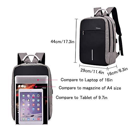 Zoom IMG-2 gimars zaino antifurto per laptop