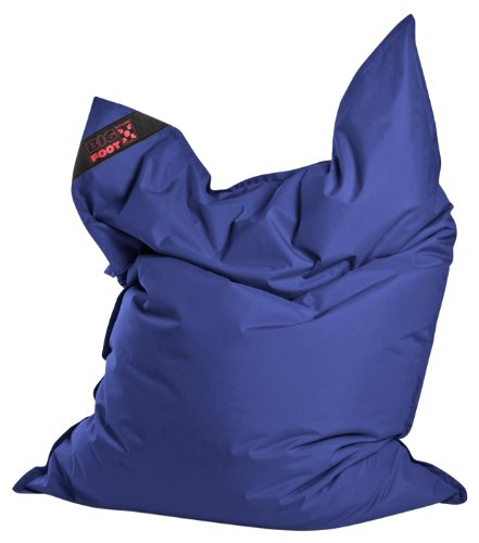 MAGMA Outdoor-Sitzsack BIG FOOT dunkelblau