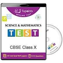 CBSE X Science & Mathematics Unit Test