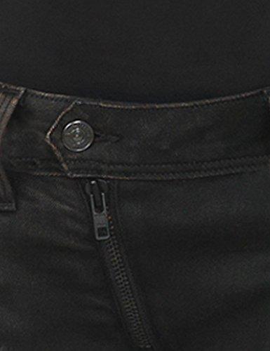 G-Star Womens Lynn Womens Black Skinny Jeans Black