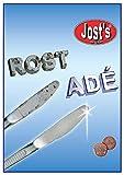 Rost Adé, Besteck-Anti-Rostmittel, Adé dem Rost, Dank Jost ® (für Besteckteile in der Spülmaschine)