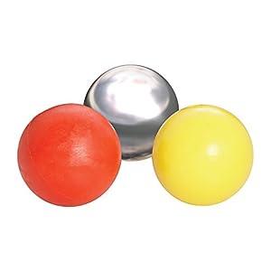 Sweet Hockey 3Stickhandling-Ball Set mit Speed Ball, Skillz Ball und Muskel Ball