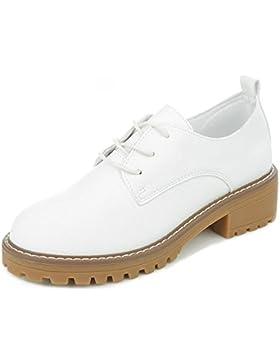 ALUK- La primavera y el otoño Martin retro de las botas viento en Inglaterra con los zapatos ocasionales de los...