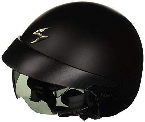 Scorpion Casco moto EXO-100 Nero Opaco M