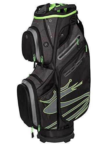 Cobra Ultralight Golf Cart Bag - Schwarz -