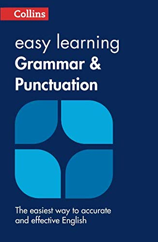 Easy Learning Grammar and Punctuation (Collins Easy Learning English) por Collins Collins Dictionaries