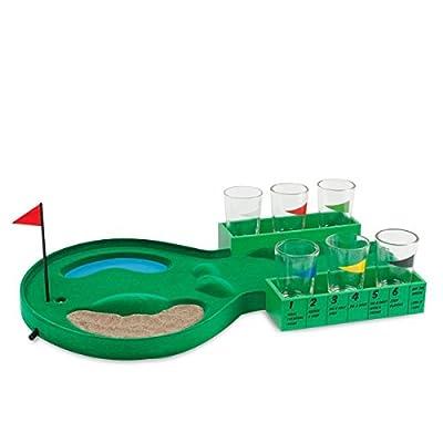 Eurowebb Kit de Jeu de Golf pour Boisson