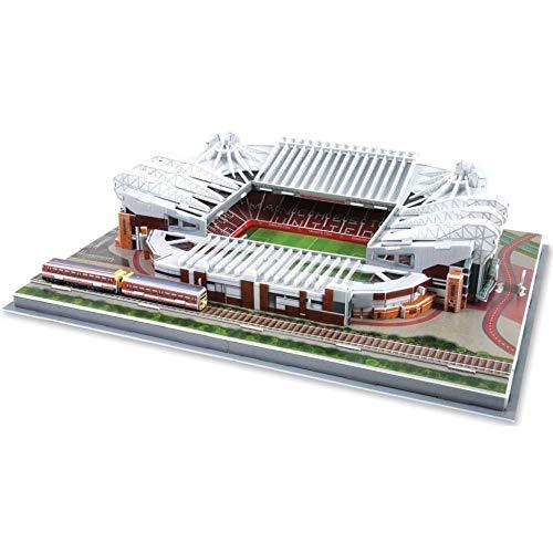 Nanostad 3705 - Manchester United Puzzle Unisex, Einheitsgröße