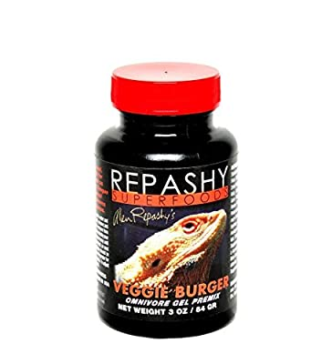 Repashy Superfoods Veggie Burger, 84g by Repashy