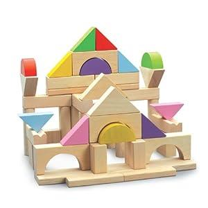 Andreu Toys Andreu ToysWW-2505 Wonderworld Blocks Toy (50 Piezas)