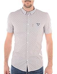 Guess Ss Yd Comfort Shirt, T-Shirt-Maternité Homme
