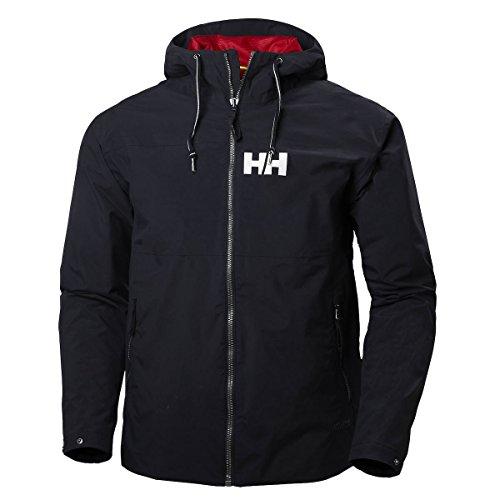 Helly Hansen Herren Rigging Rain Jacke, Navy, Einheitsgröße navy