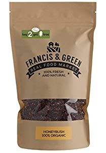 Francis & Green - Honeybush thé BIO en vrac, 200g