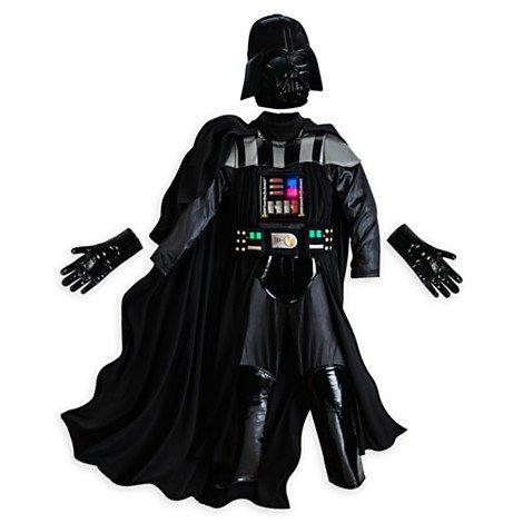 Disney Darth Vader Tricks Kostüm für Kinder Alter 5-6Jahre