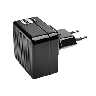 Kensington K39396EU - Cargador doble de pared USB, sin cables, para tablet (B006VVEPUS) | Amazon price tracker / tracking, Amazon price history charts, Amazon price watches, Amazon price drop alerts