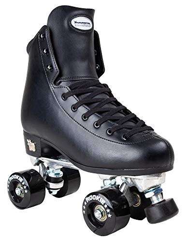 Rookie Artistic Quad Roller Skates (Black, 9 UK) for sale  Delivered anywhere in UK