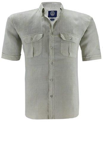 Maxfort -  Camicia Casual  - Uomo beige 74