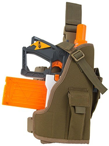 Blasterparts Multi Holster MX (right) - suitable for Nerf Blasters like Strongarm (coyote)