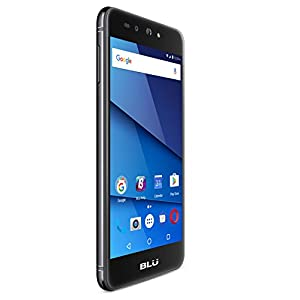 BLU Grand X LTE UK SIM-Free Smartphone - Black