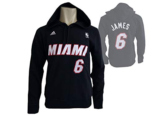07a4b53c9c adidas Herren Kapuzenpullover Gametime Hoody, NBA/Lja, L